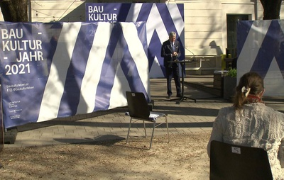 Projektpräsentation in Klagenfurt